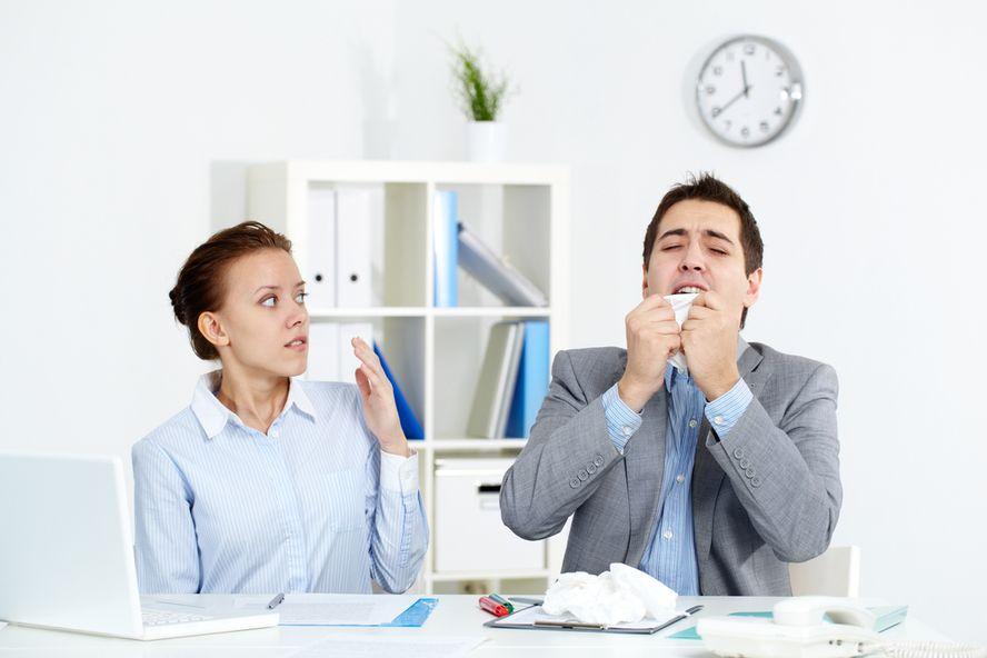 6 raisons de se faire porter pâles au travail