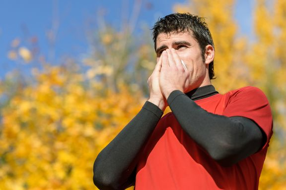 Signs You're Just Too Sick To Exercise
