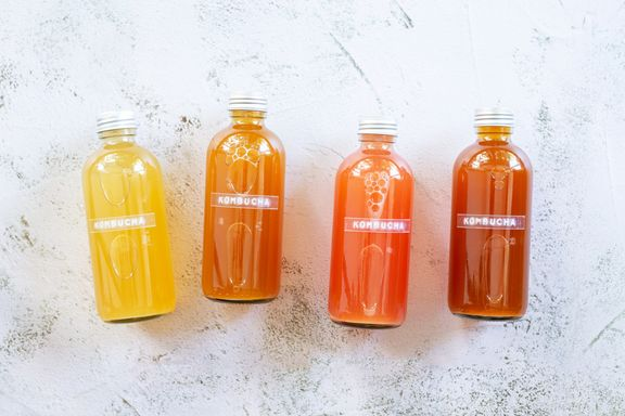 Incredible Health Benefits of Kombucha
