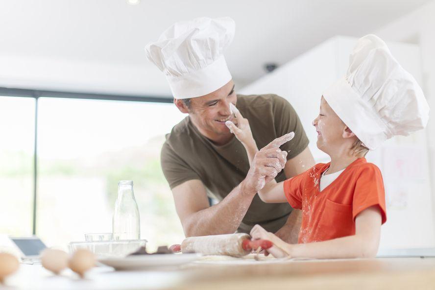 Once consejos para lograr que los niños coman más sano