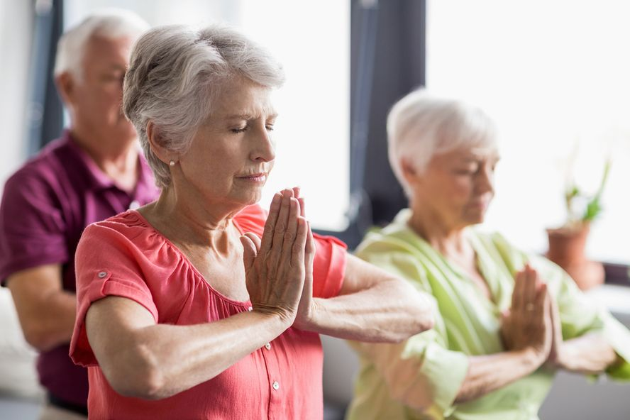 Exercises to Help Manage Osteoarthritis