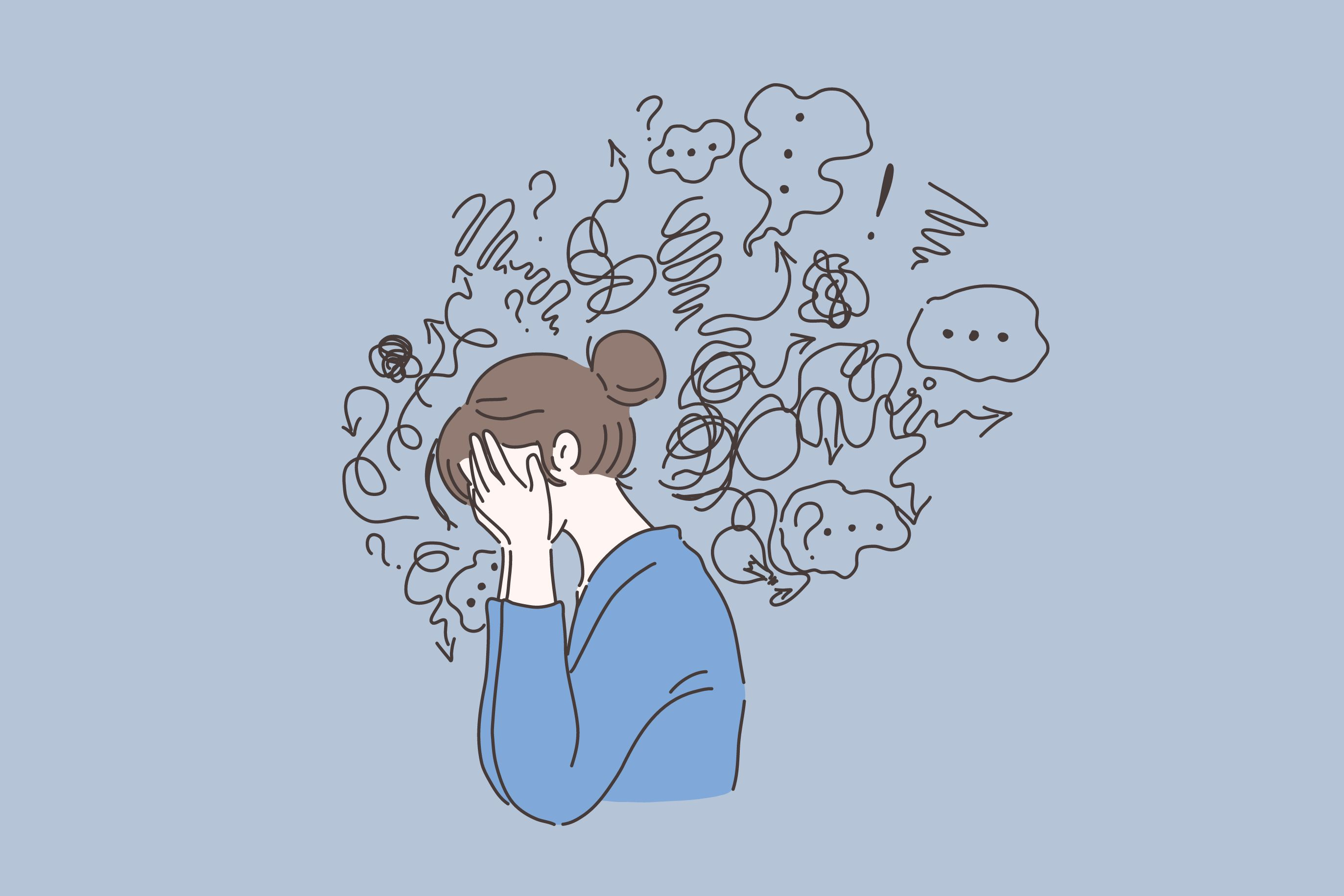 Everyday Realities for People Living with Anxiety Disorder