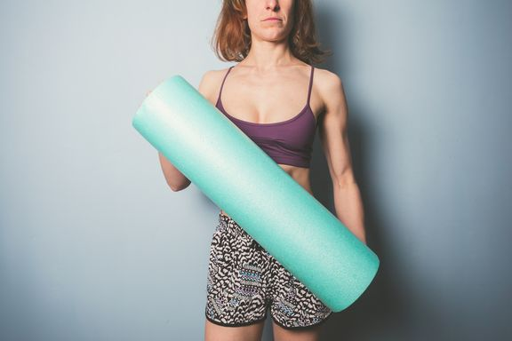 Infographic: Foam Roller Exercise Guide
