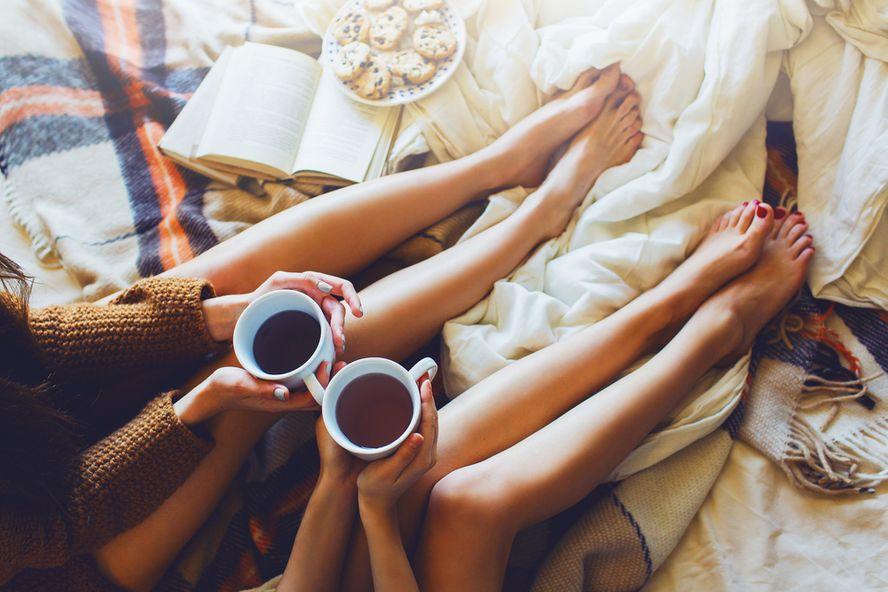 Seis motivos por los que la amistad mejora la salud
