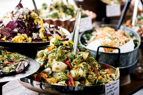 Ocho consejos para seguir una dieta rica en vegetales