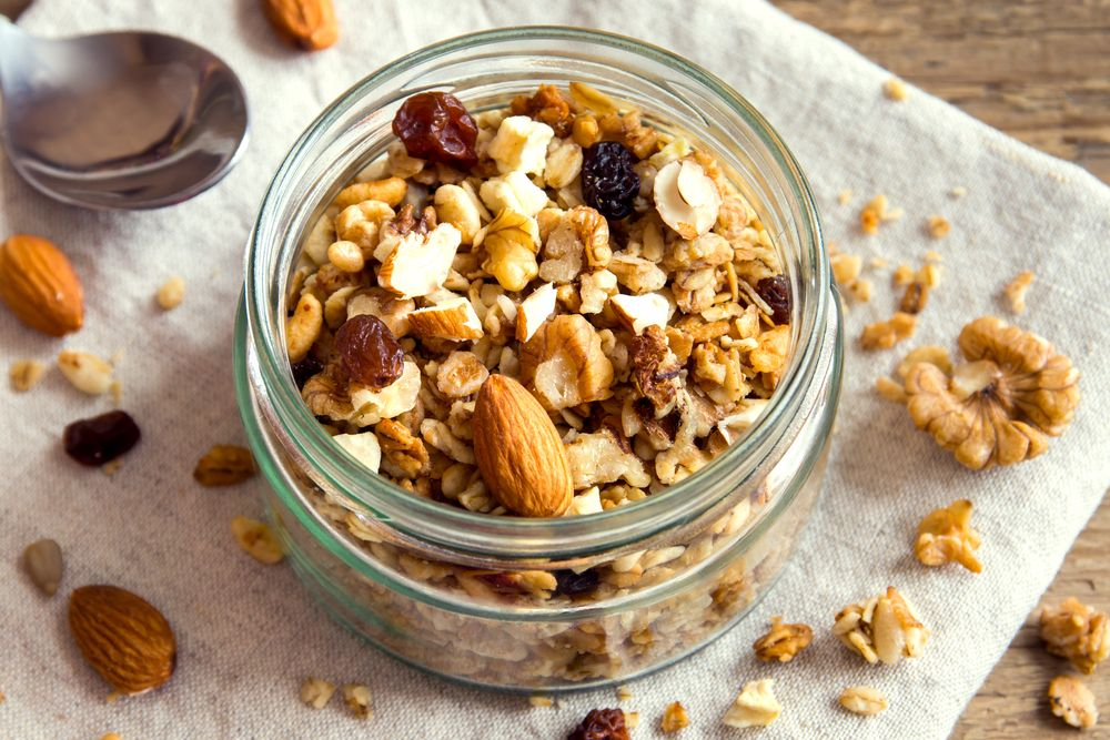 Crunch On This: Must-Know Granola Facts