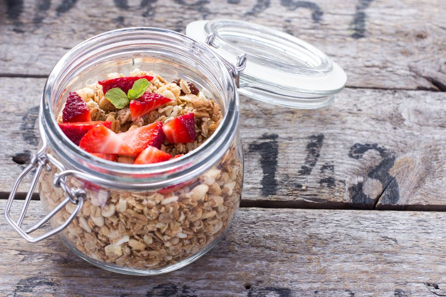 Seis datos interesantes sobre la granola