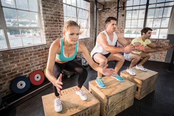 Die Top 10 Fehler von Crossfit-Sportlern