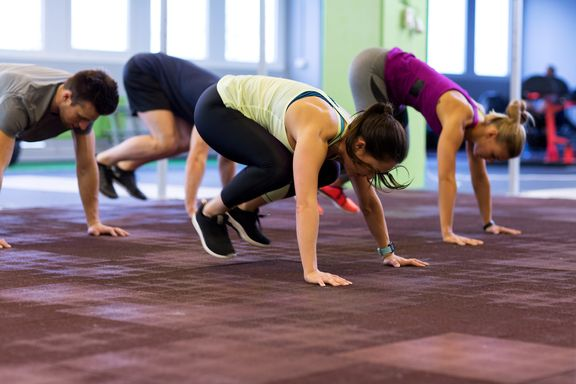 Reasons To Do Burpees Instead Of Running