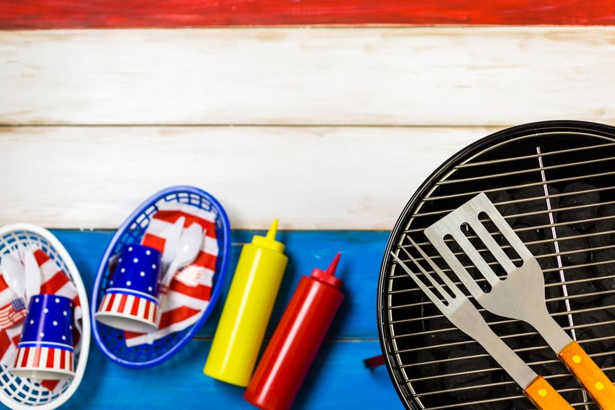 8 Tips for Hosting a Healthy Independence Day Party