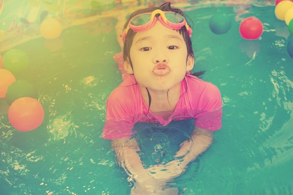 6 A/C Free Ways to Keep Your Kids Cool this Summer