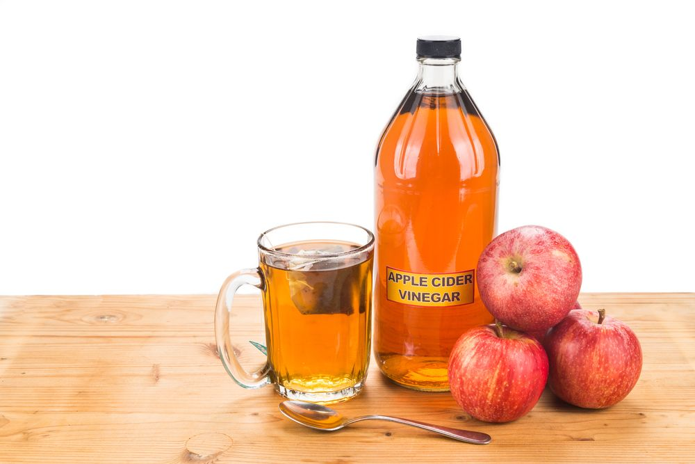 Beneficial Uses for Apple Cider Vinegar