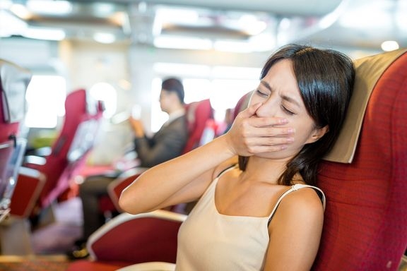 6 Ways to Stall Motion Sickness