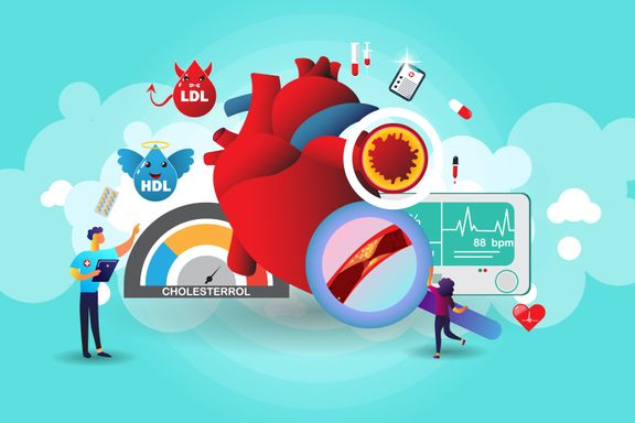 Ways to Manage High Cholesterol