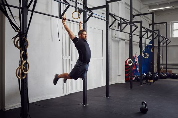 Exercises To Help Master The Kipping Pull Up
