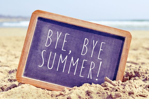 Tips to Survive the End of Summer Blues