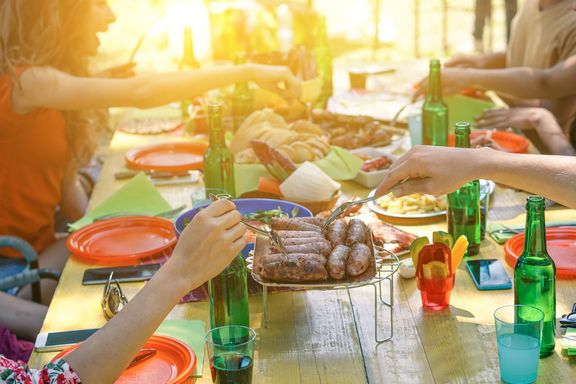 10 Healthy Tips to Help you Survive Labor Day Weekend