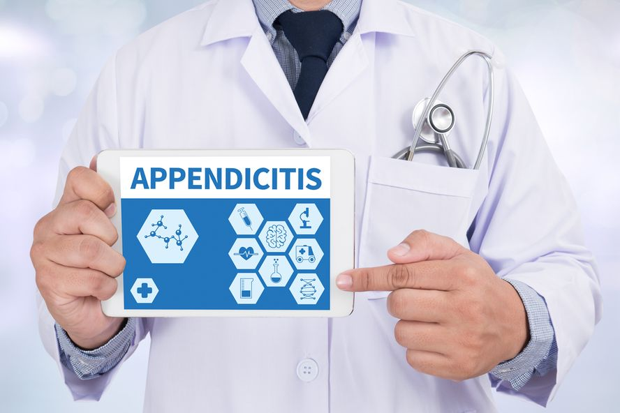 Les signes révélateurs de l'appendicite