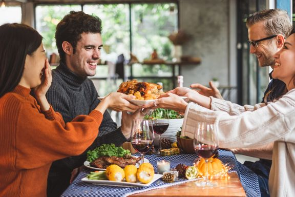 Ways Giving Thanks Can Make You Healthier