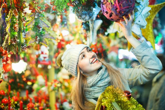 Wrapping Up Health Hazards of Holiday Shopping