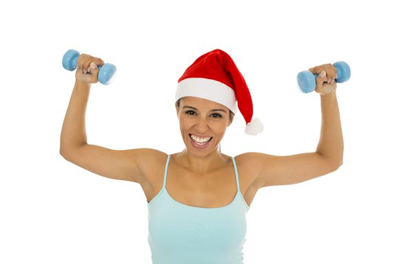 Infographic: Holiday Inspired Workouts