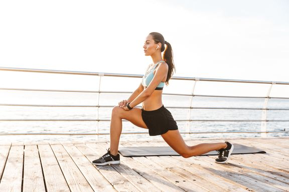 Easy Moves To Strengthen Knees