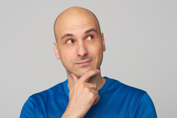 Hair-Raising Facts about Male Baldness