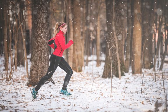 Stay Safe Running Outside All Winter