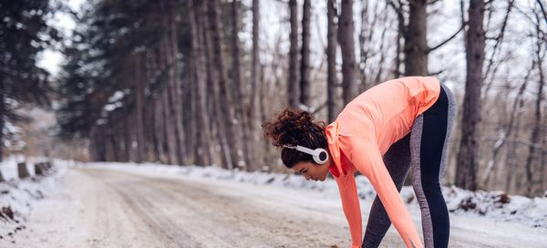 Tips for Motivating Your Winter Workouts