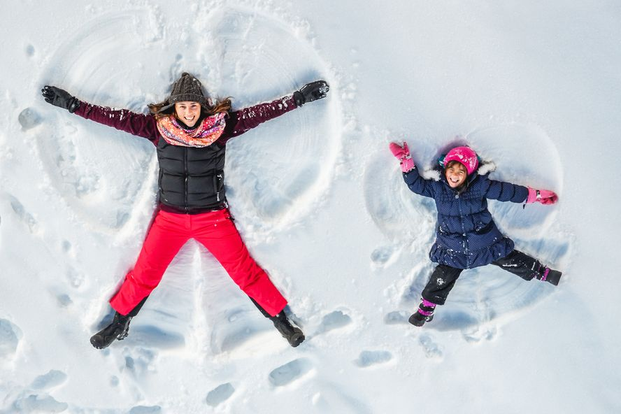 How to Keep the Family Active in January
