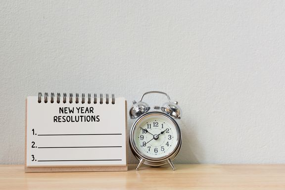 Tips on Reaching Your New Year's Resolutions