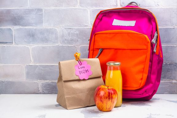 Worst Food Items in Your Child's Lunchbox