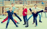 Video: Children Embrace the Golden Age of Recess for Heart Health