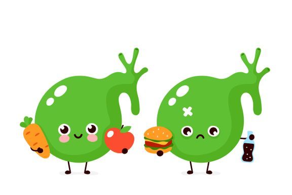 Best and Worst Foods For Gallbladder Issues