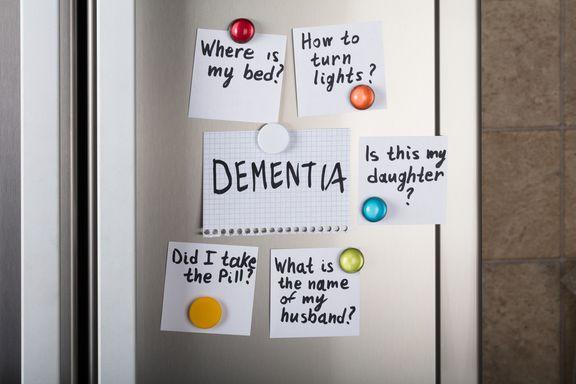 Síntomas comunes de la demencia: cómo reconocer los síntomas