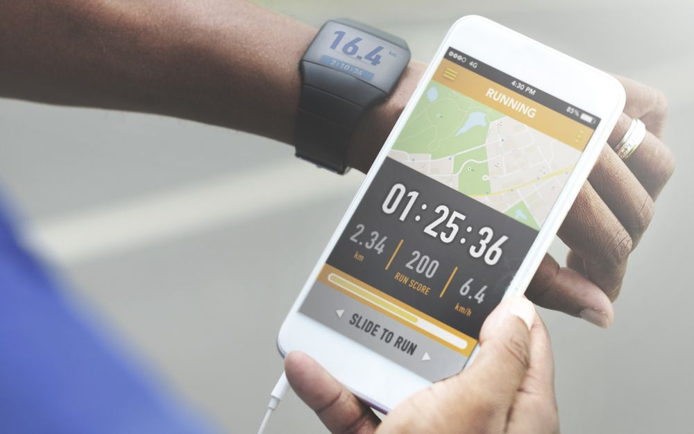 Get Into Shape With These Fitness Apps