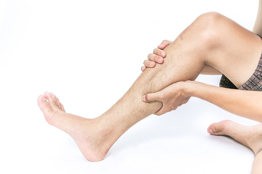 Possible Causes of Muscle Cramps