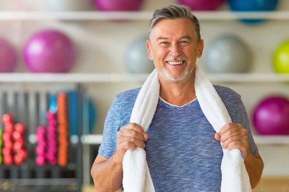 Beginner HIIT Workout for Seniors (With Video)