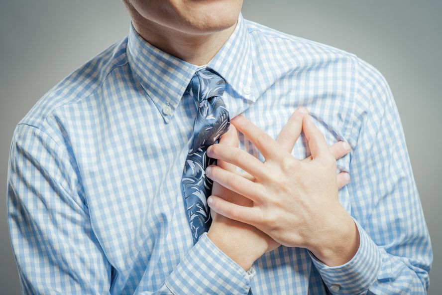 Causes of Chest Pain That Are Not Your Heart