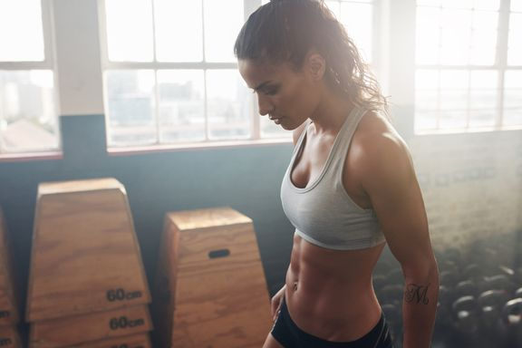 Improve Your Abs in 7 Easy Steps