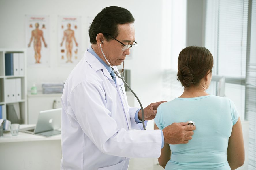 Common Types of Lung Disease and Their Causes
