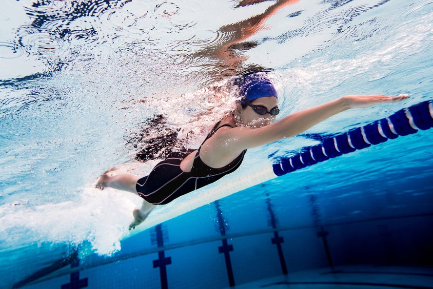 Incredible Health Benefits of Swimming