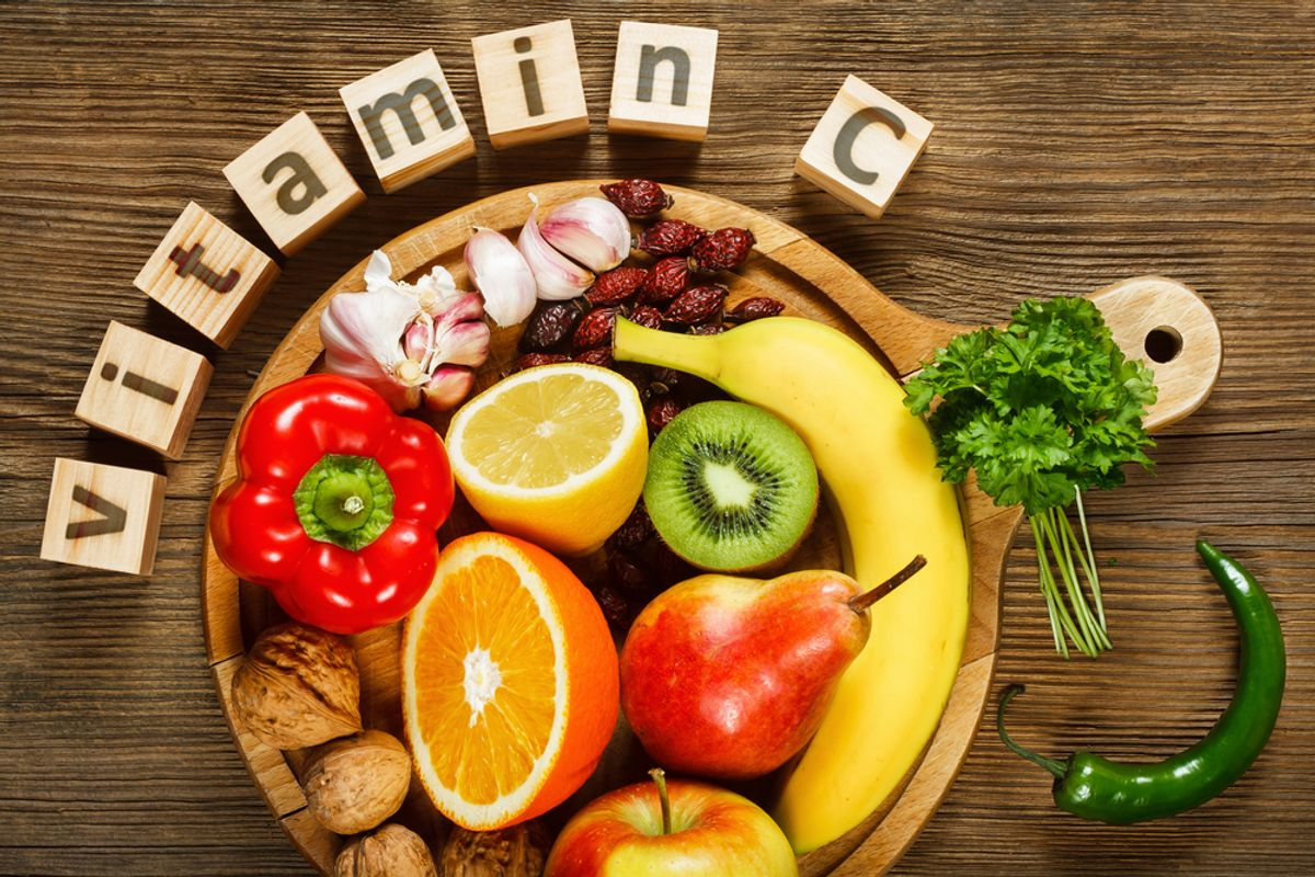What is Vitamin C?