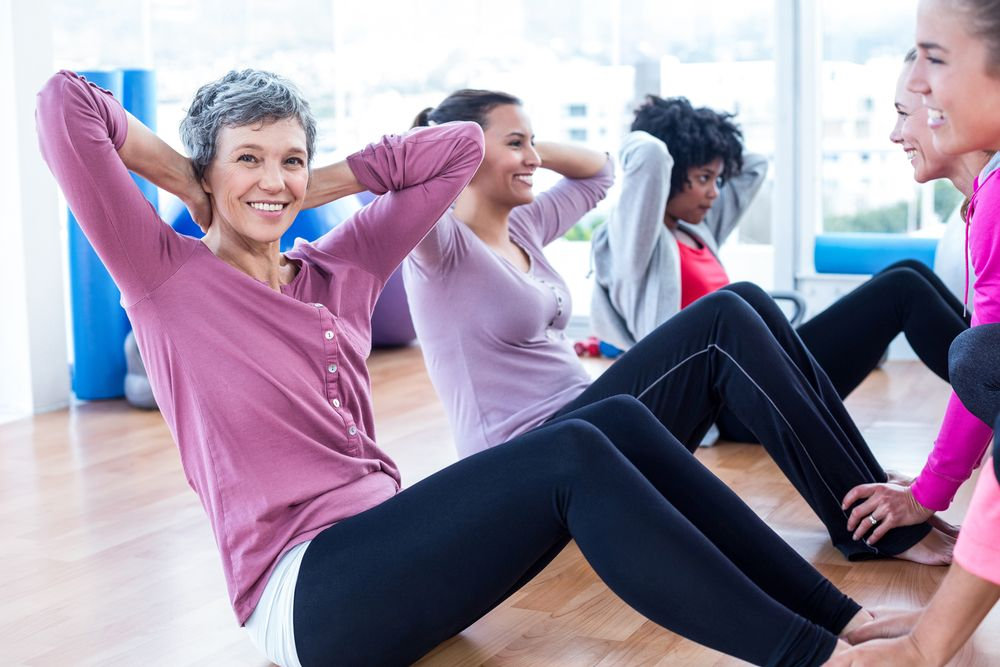 Strength-Building Exercises for Women Over 50