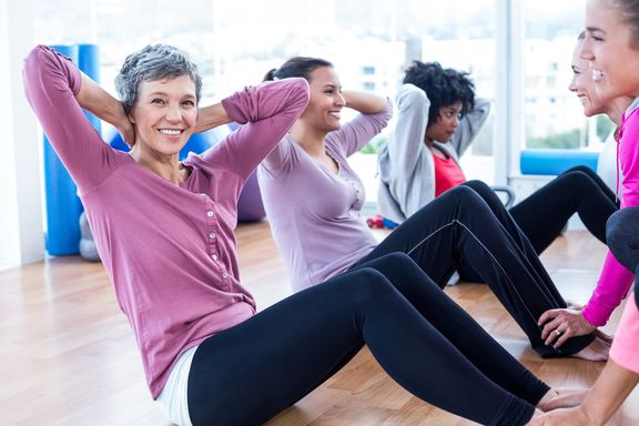 Biggest Myths About Aging and Exercise