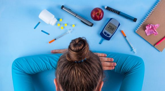 Effects of Stress on Type 1 Diabetes