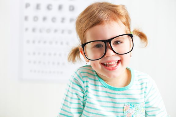 Don't Be Shortsighted With These Facts About Children's Vision
