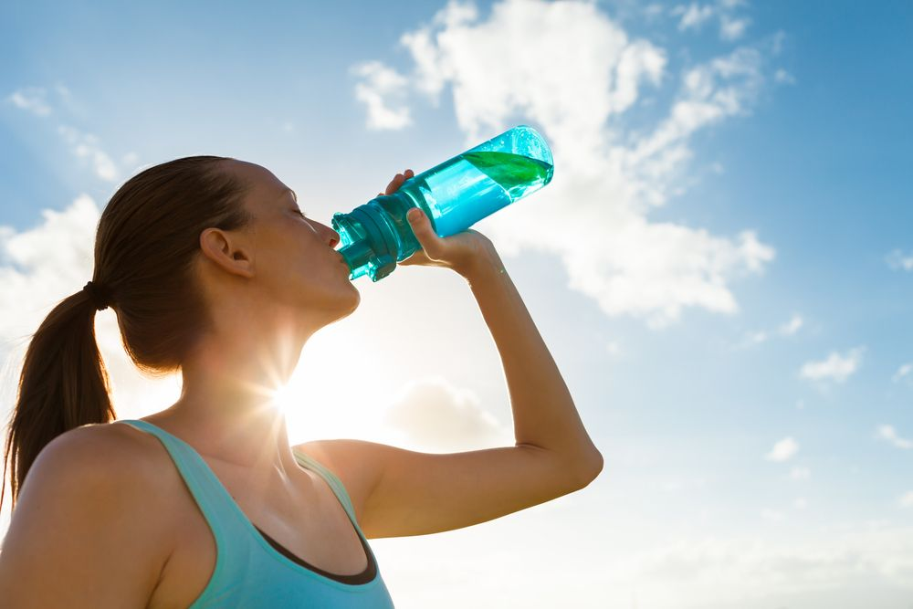 Top Signs of Dehydration