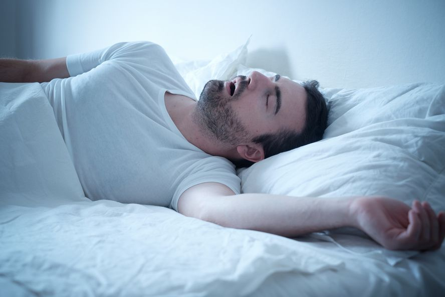 Sleep Apnea: Symptoms, Causes, Risk Factors, and Treatment