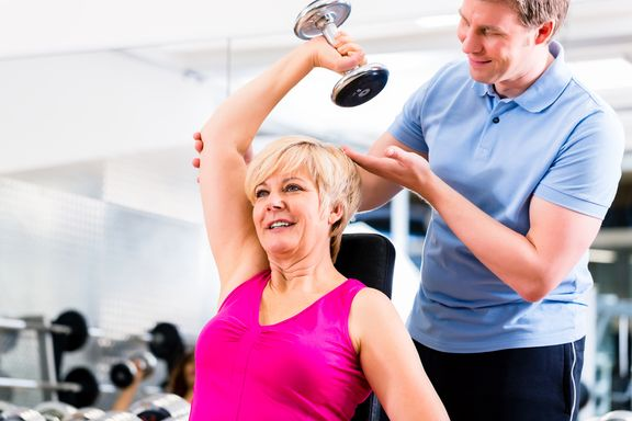 Step Up to These Easy Exercises for Seniors